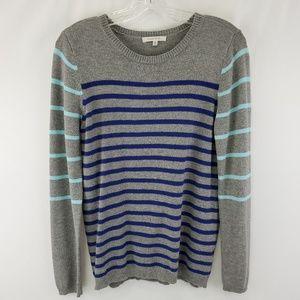 41 hawthorn stripe crew neck sweater